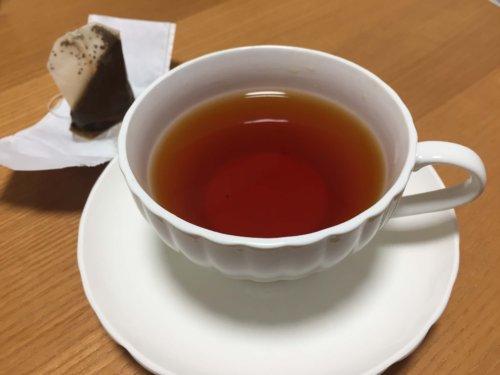 業務スーパー アールグレイ 紅茶 ティーバック 50個入り 安い 家 ベルガモット 香り 味 感想